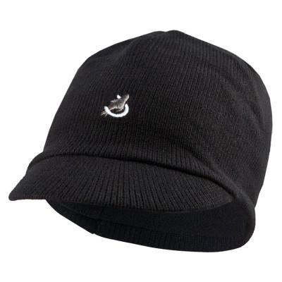 peaked-beanie-hat