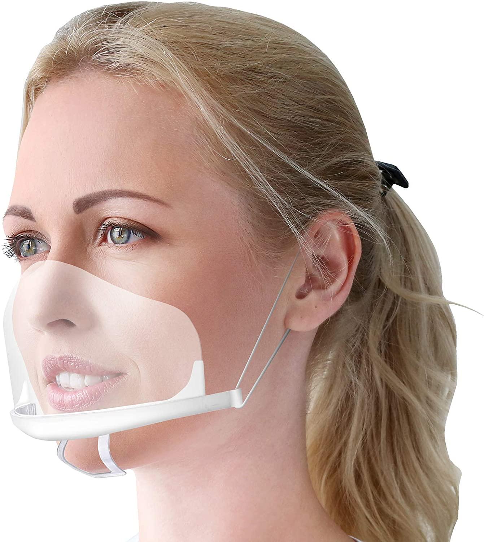 Plexiglas Maske Corona